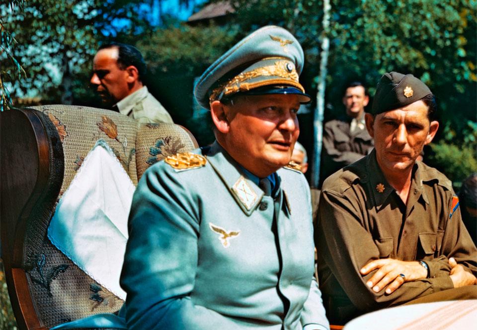 Hitlers generaler taler ud | Historienet.dk