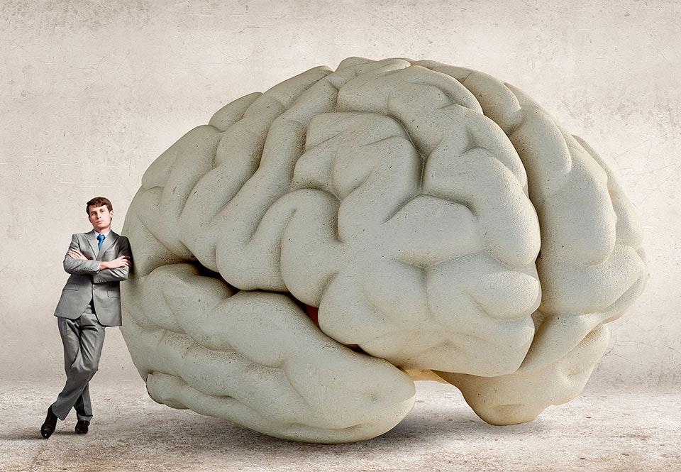 måling af tryk i hjernen