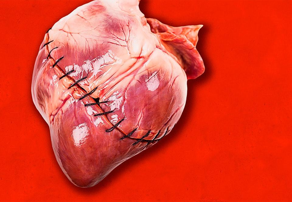 hjerte slår hurtigt
