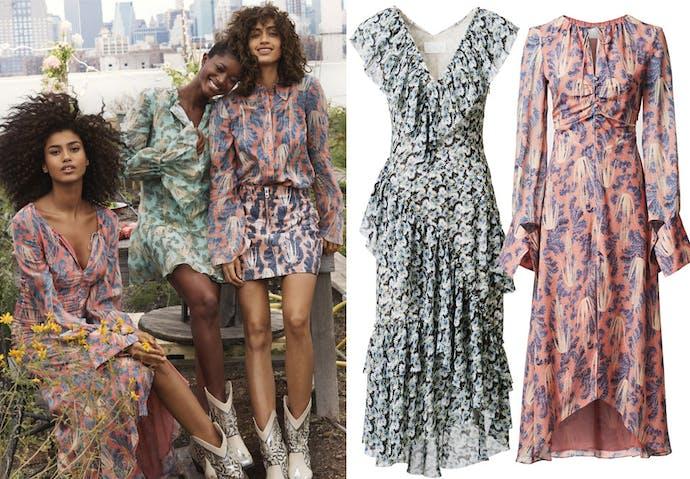 72236e4e 5 fantastiske kjoler fra H&M Conscious Exclusive. 10 romantiske blondekjoler