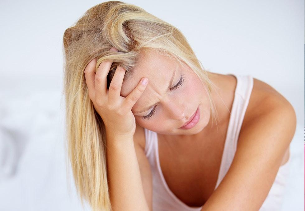 cluster hodepine behandling