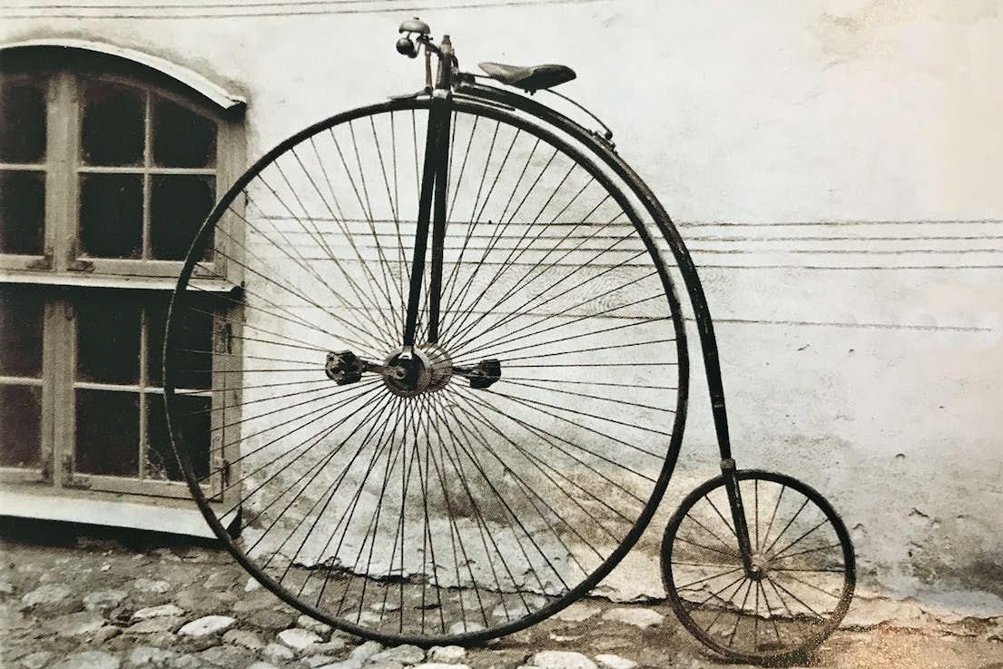 Populære När cykeln kom till stan   Popularhistoria.se CM-06