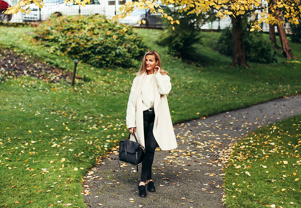 Høstens trench coat Eirín
