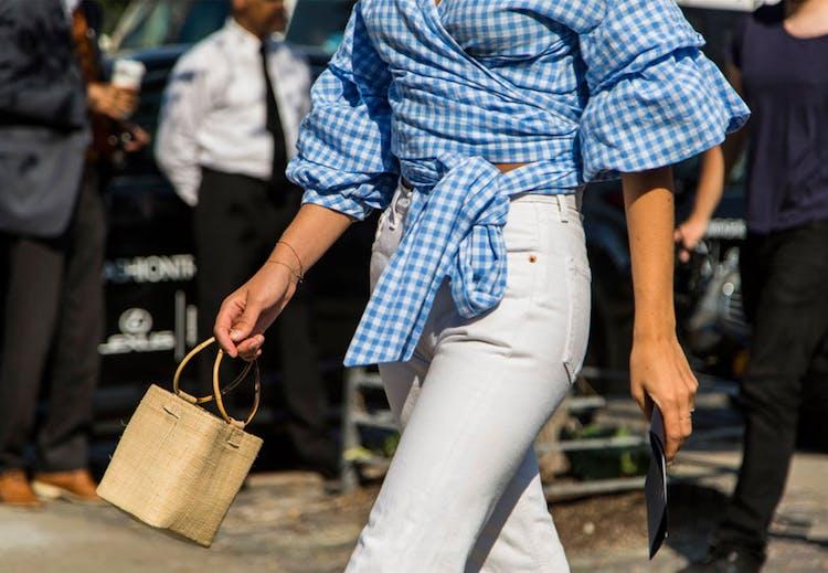 d135b468 Shopping: De fineste hvite jeansene | Costume.no