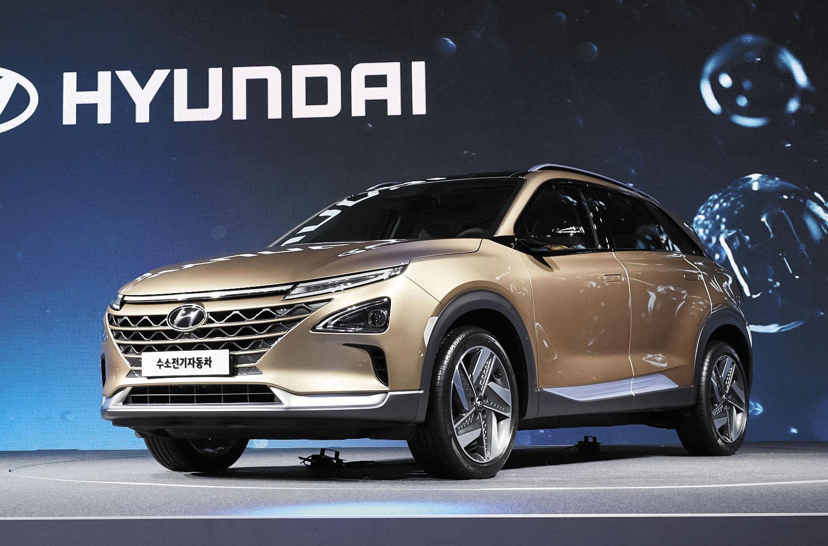 Picture of: Hyundai Korer Op Til 800 Km Pa Brint Og Udleder Kun Vand Bilmagasinet Dk