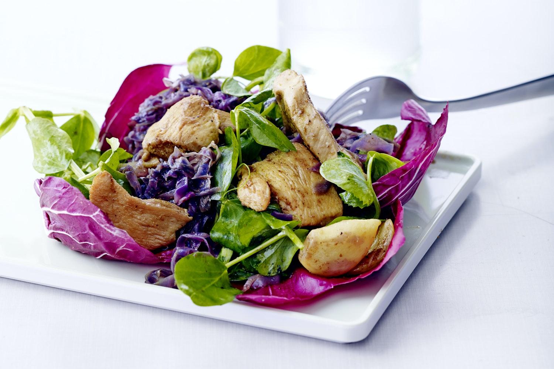 sunne middager for en uke