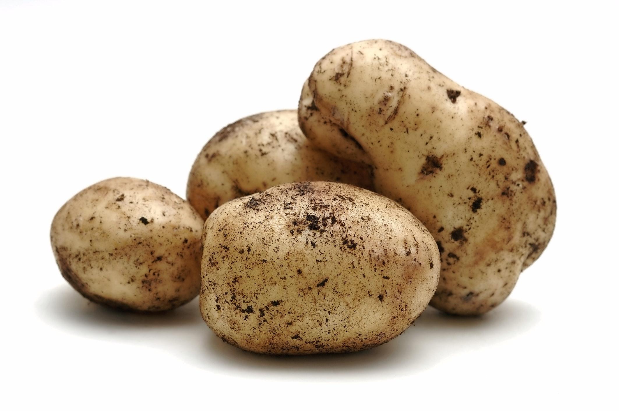 potatis bra för hälsan