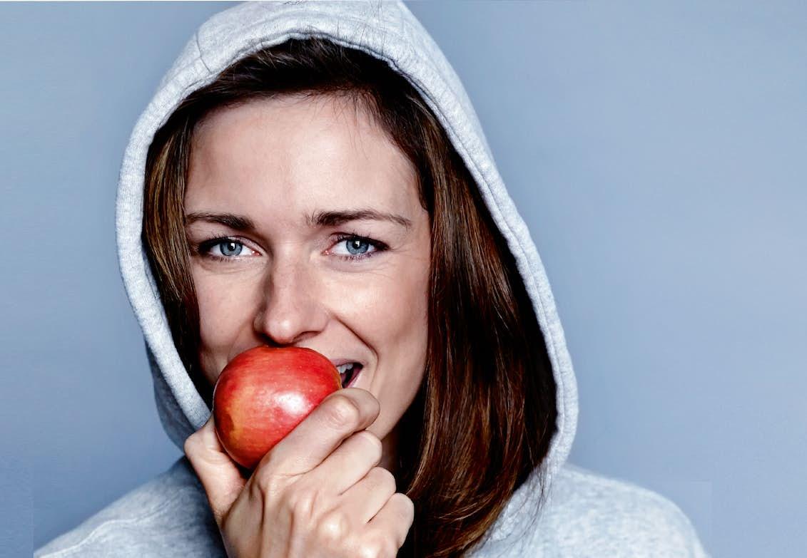 kalorier i ett äpple