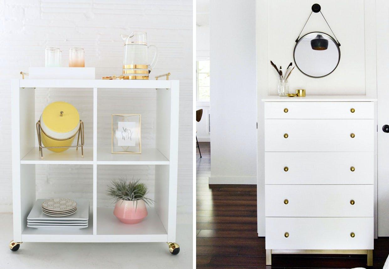 indretning prof 39 ernes vilde ikea hacks bolig magasinet. Black Bedroom Furniture Sets. Home Design Ideas