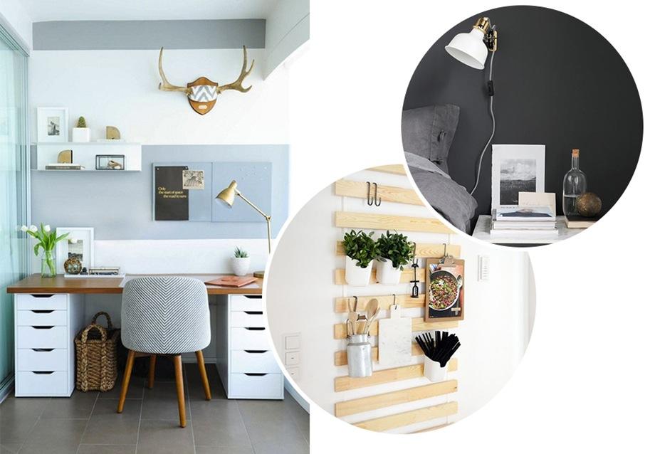 ikea hacks s dan f r du dine ikea fund til at ligne en million. Black Bedroom Furniture Sets. Home Design Ideas