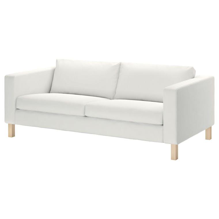 hvid sofa Så let kan du forvandle din Ikea sofa | Costume.dk hvid sofa