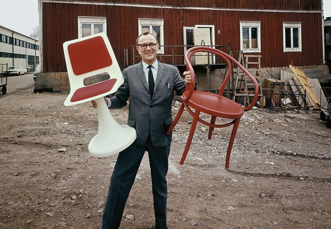 e4a41b7f423 Så blev IKEA en succé | Popularhistoria.se