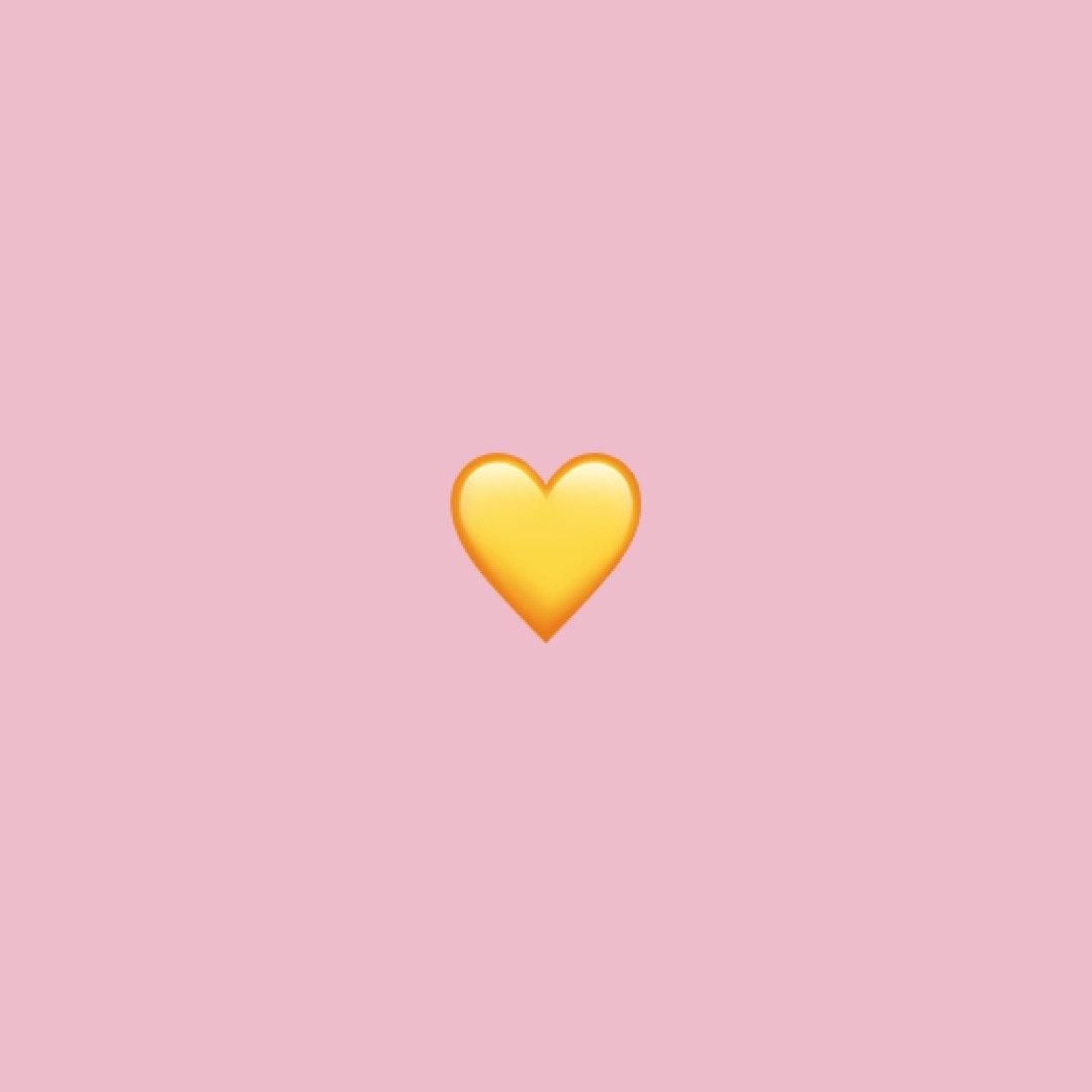 hjerte emoji betydning