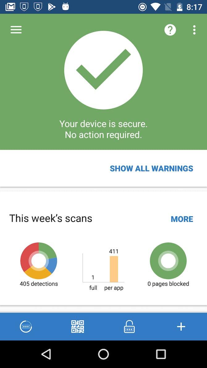 De bästa säkerhetsprogrammen till Android  9a62c8c98b8fd
