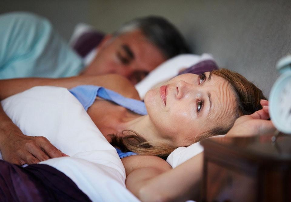 symptomer på menstruation er på vej