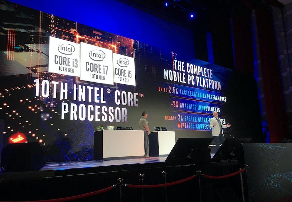 Neste prosessorgenerasjon er her allerede.