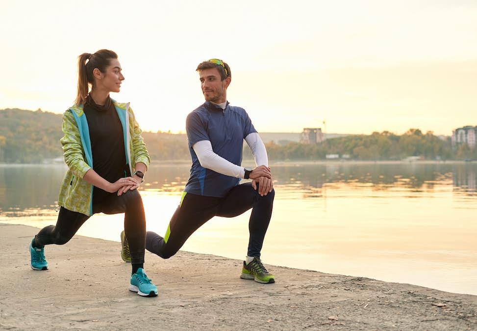 varför ska man stretcha innan träning