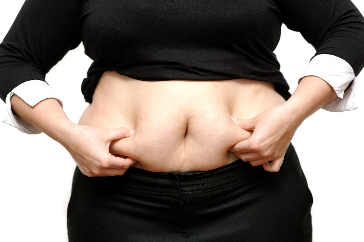 væk med mave fedt