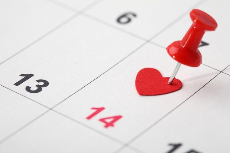 hvad man skal have en fyr du lige er begyndt at danse til valentines dag