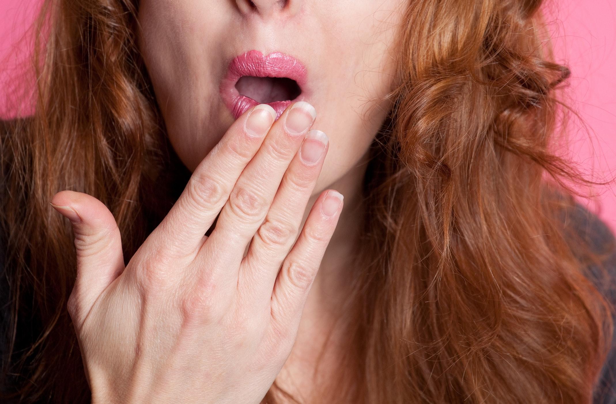 hvorfor får man dårlig ånde