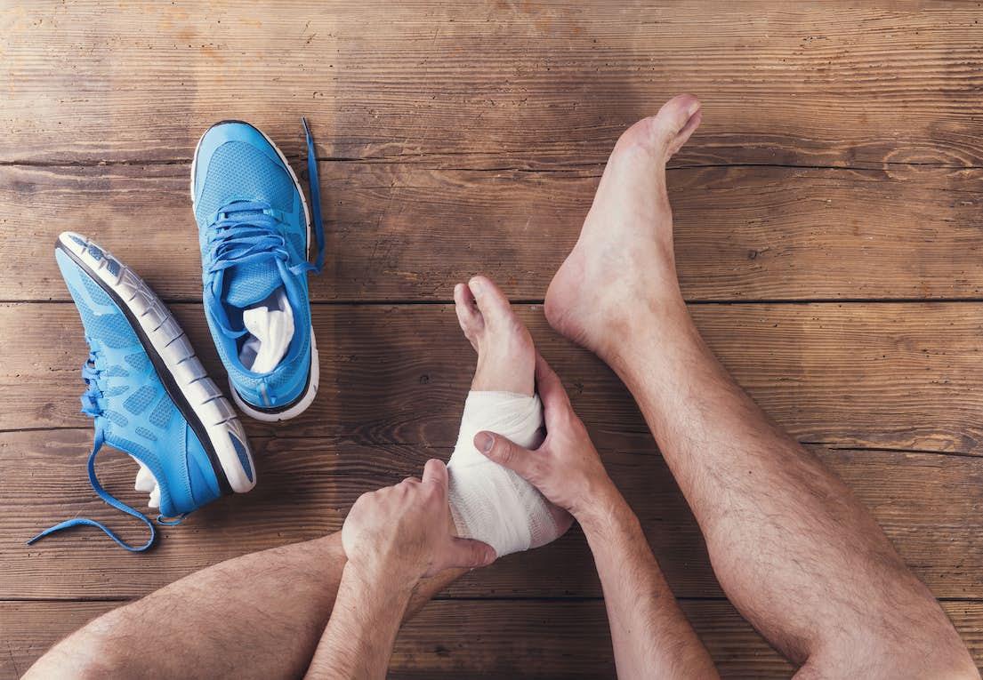 Frisk Alt du skal vide om en forstuvet fod | Aktiv Træning WK-34