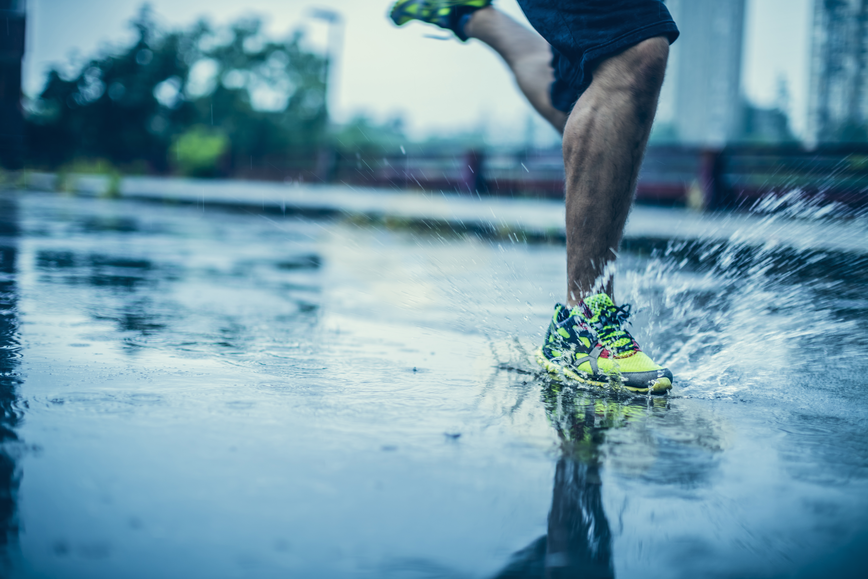 hur ofta ska man springa i veckan