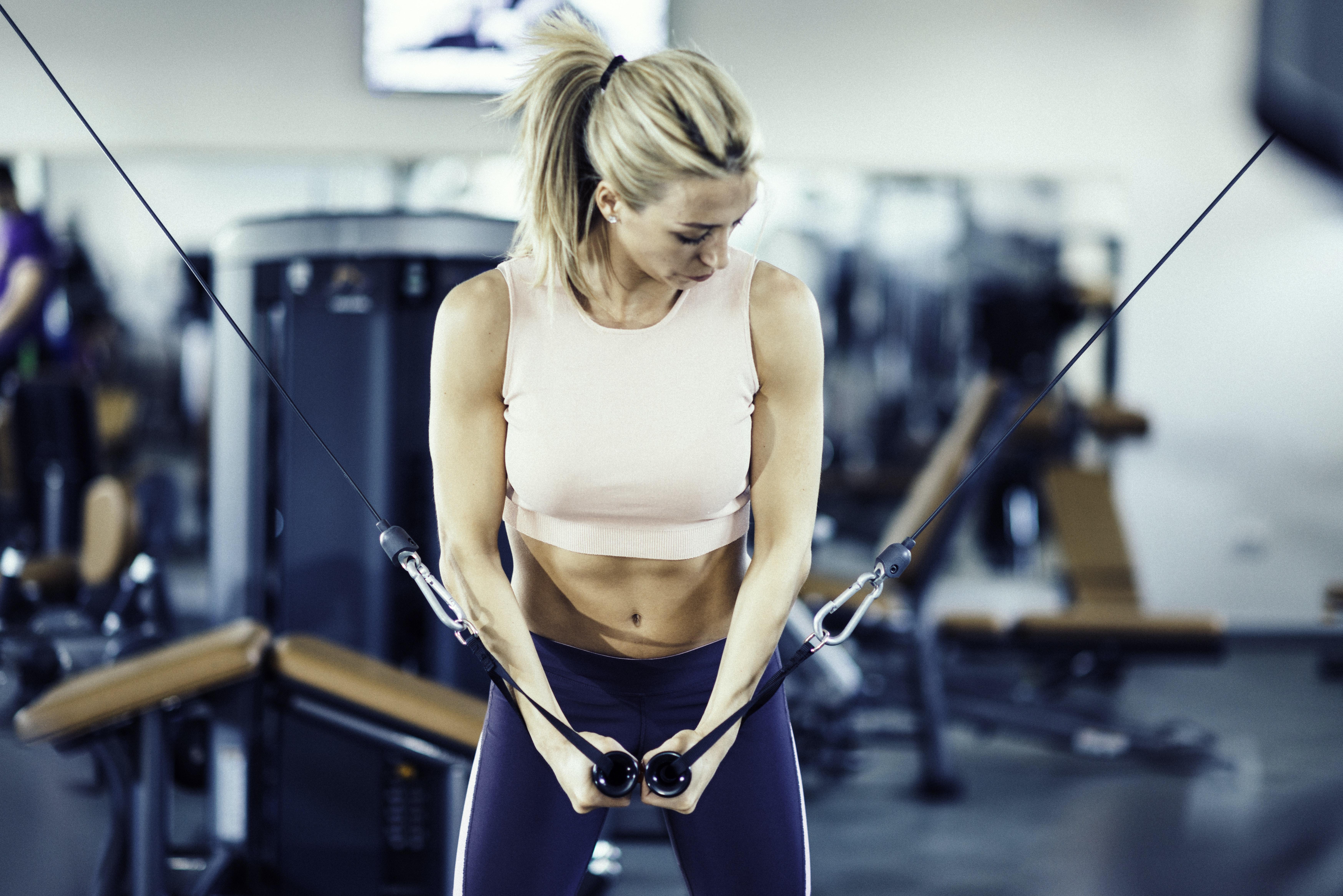 hvad gør træning ved kroppen