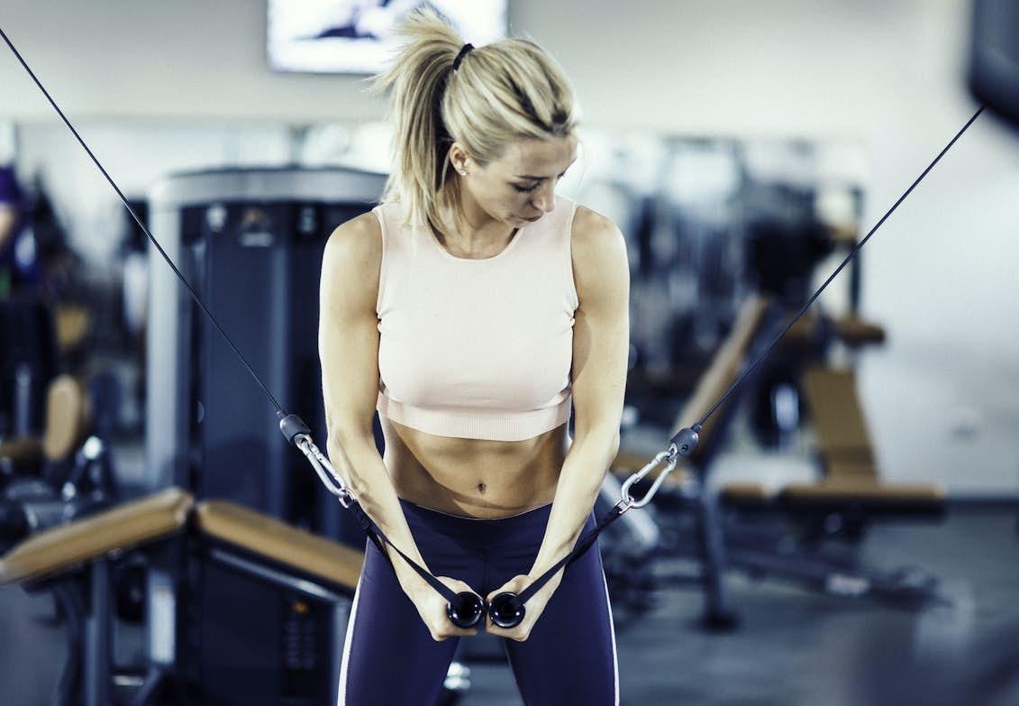 träna hela kroppen