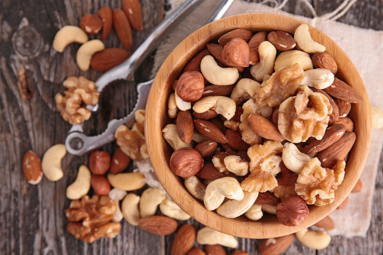vad innehåller nötter