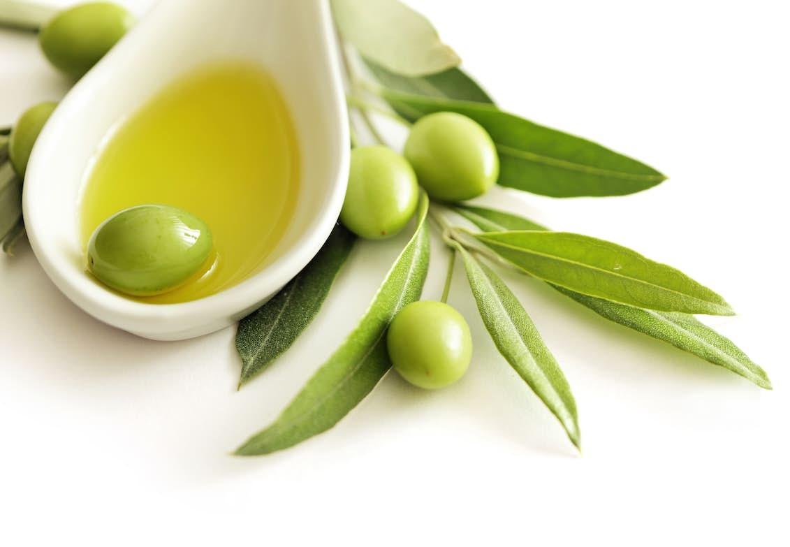 vad innehåller olivolja