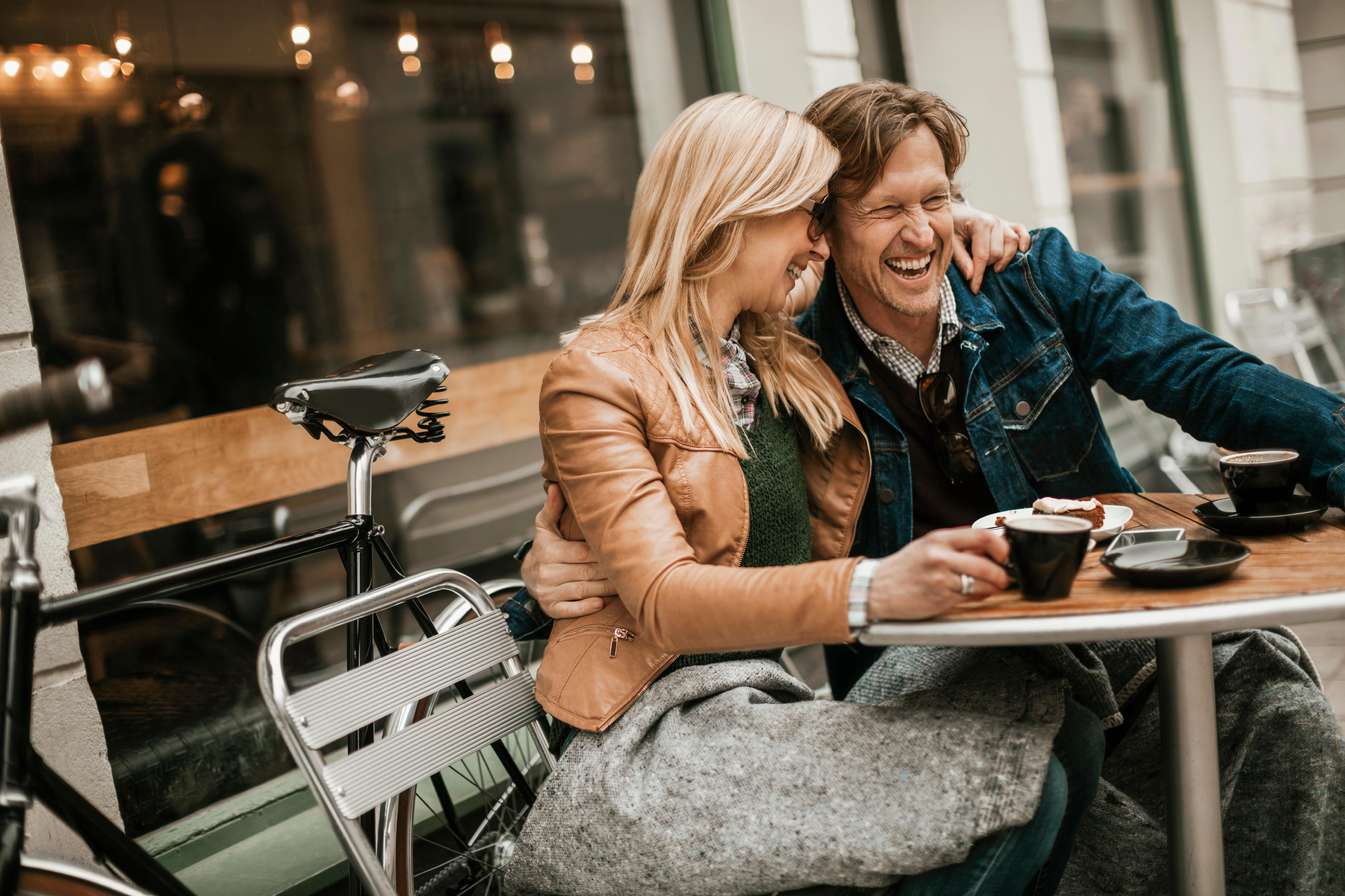 Hva gjør dating par gjør søte ting å si til noen du er dating