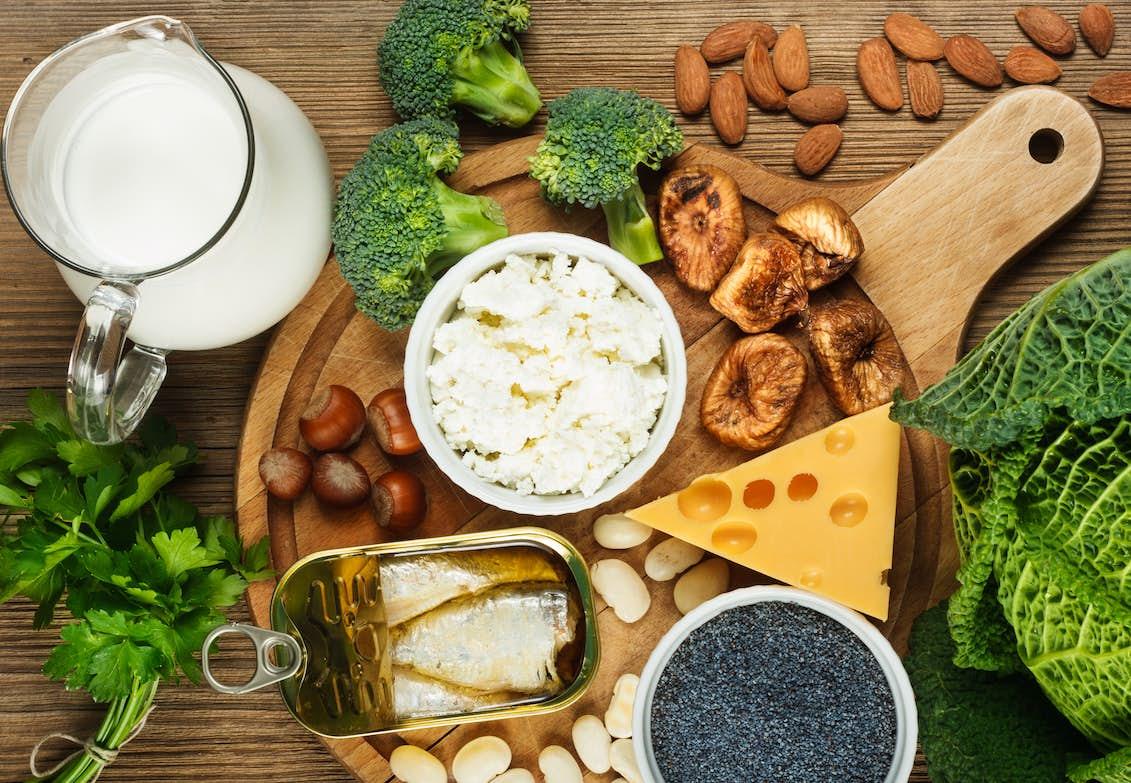 mat att undvika vid njursten