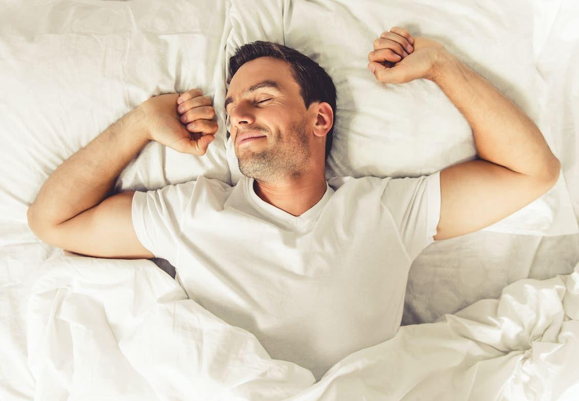 svettas mycket i sömnen
