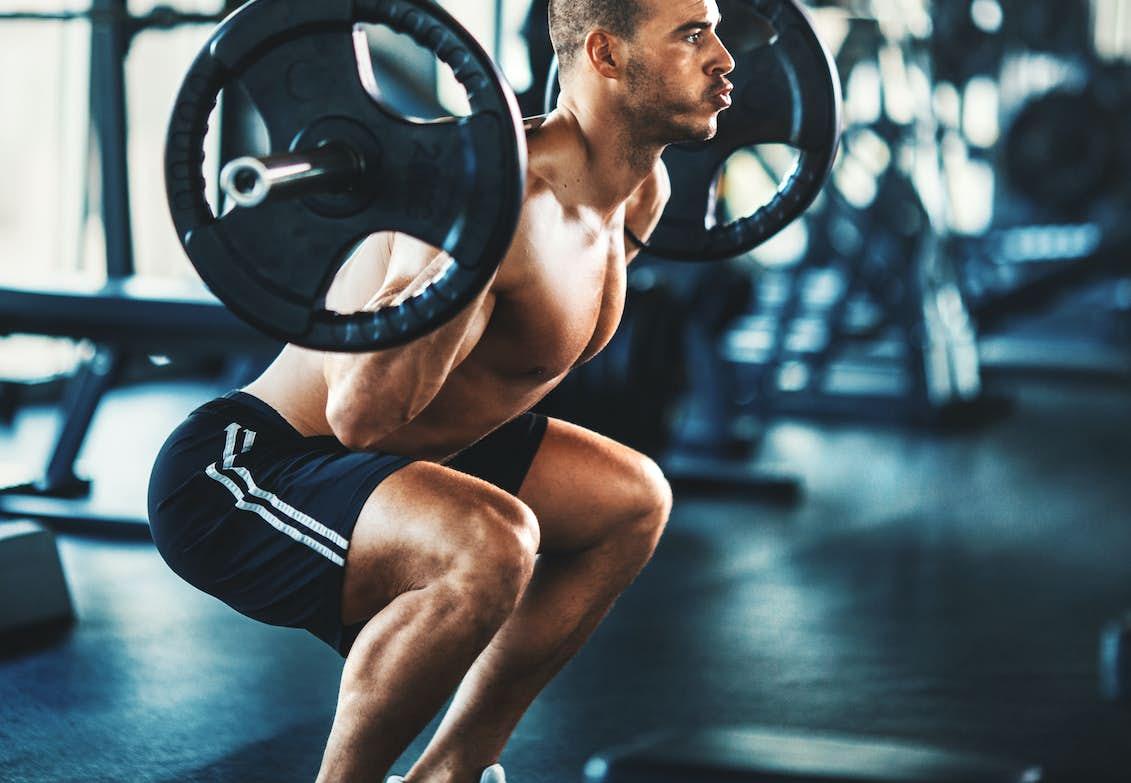 vikter till benen