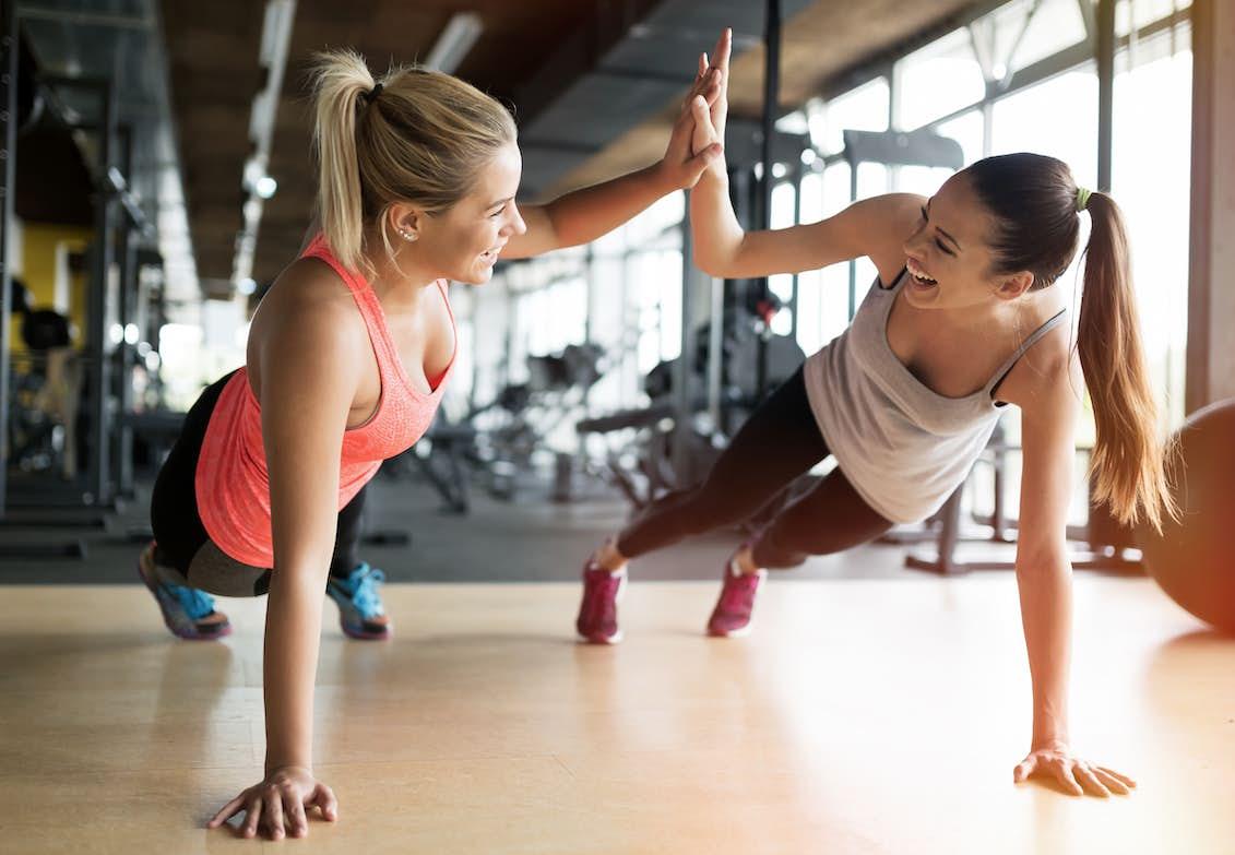 gå ner i vikt av styrketräning