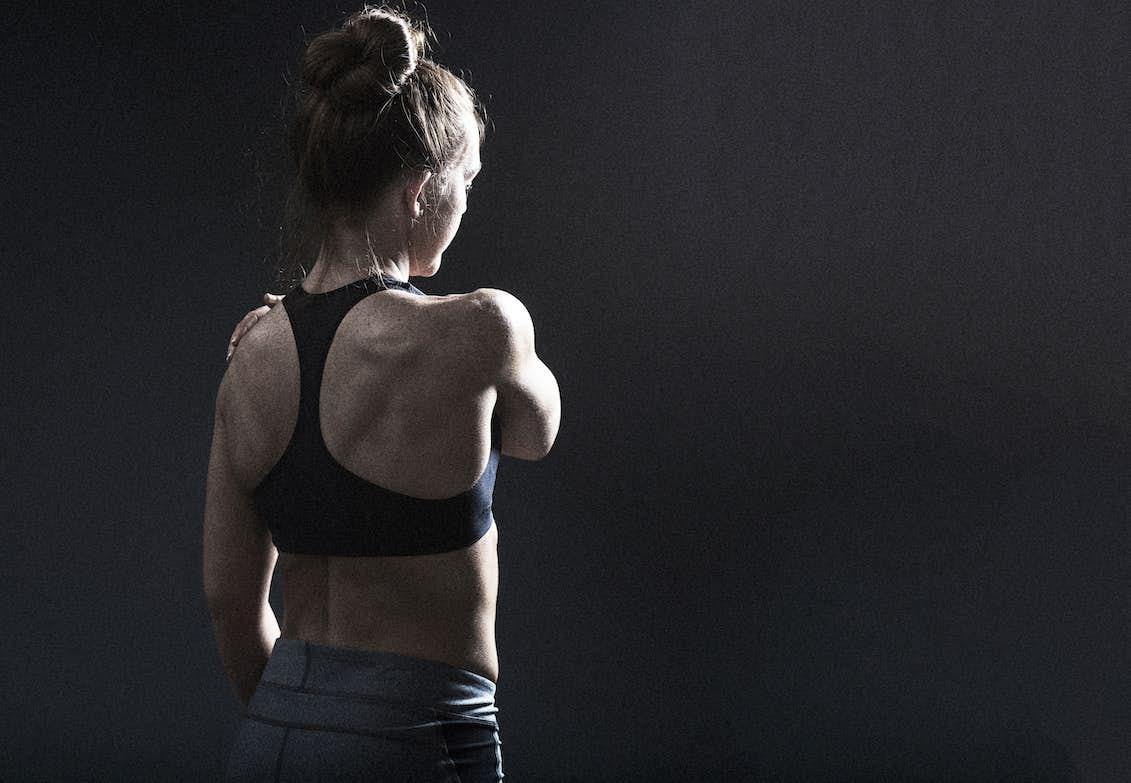 ömma muskler utan träning