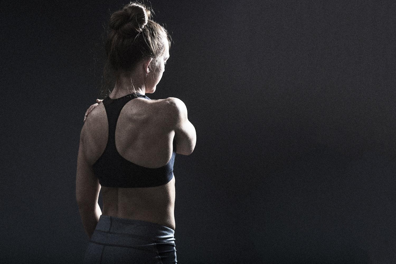 svullna armar efter träning