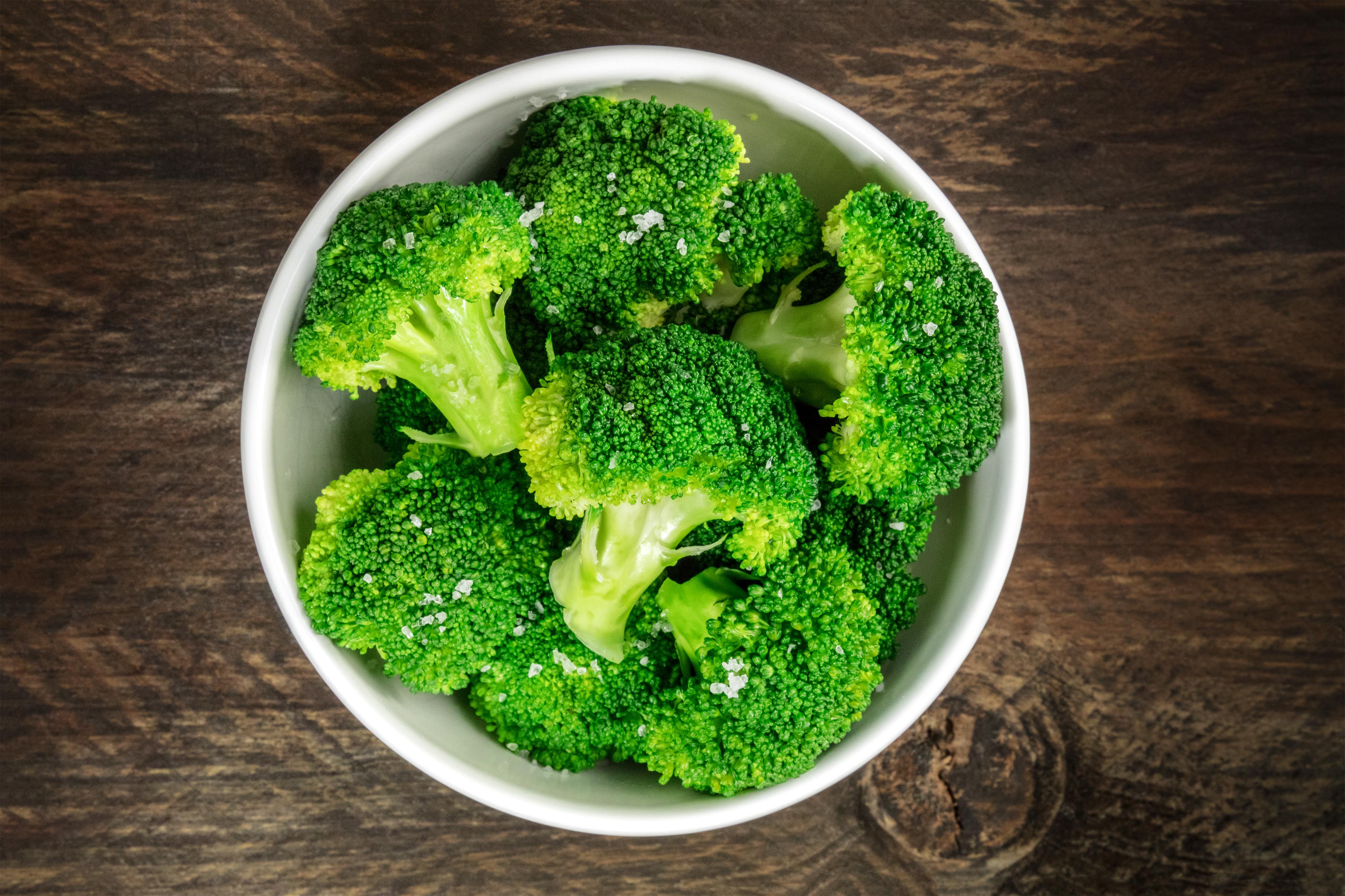 broccoli bra för