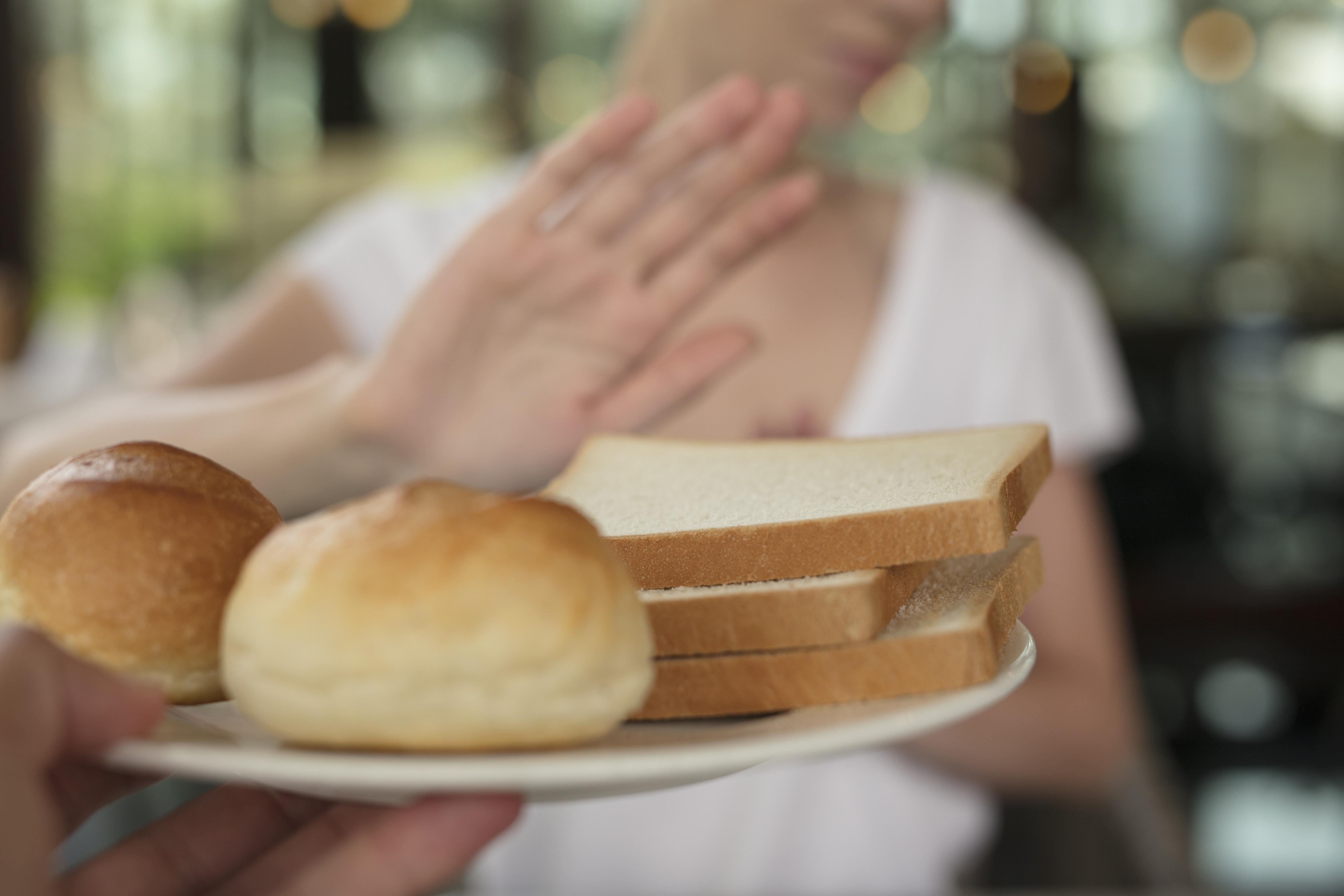 bra bröd för magen