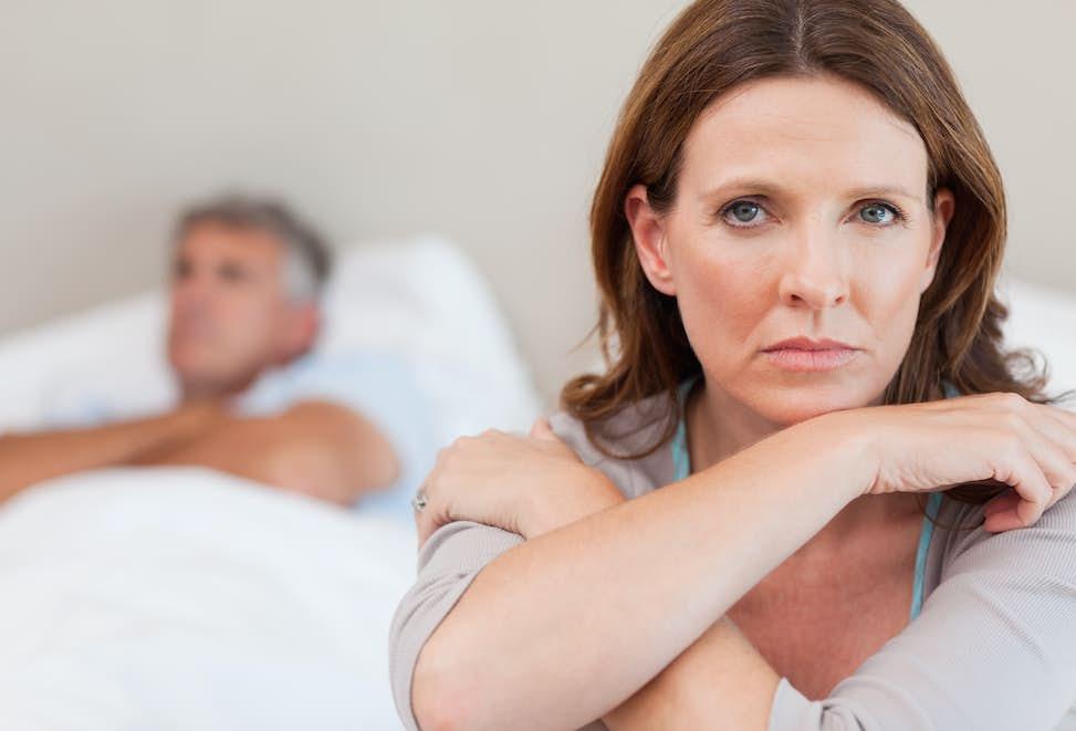 Smerter i underlivet under samleje