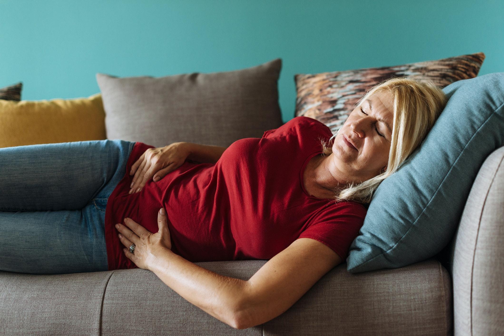 stress og maveproblemer