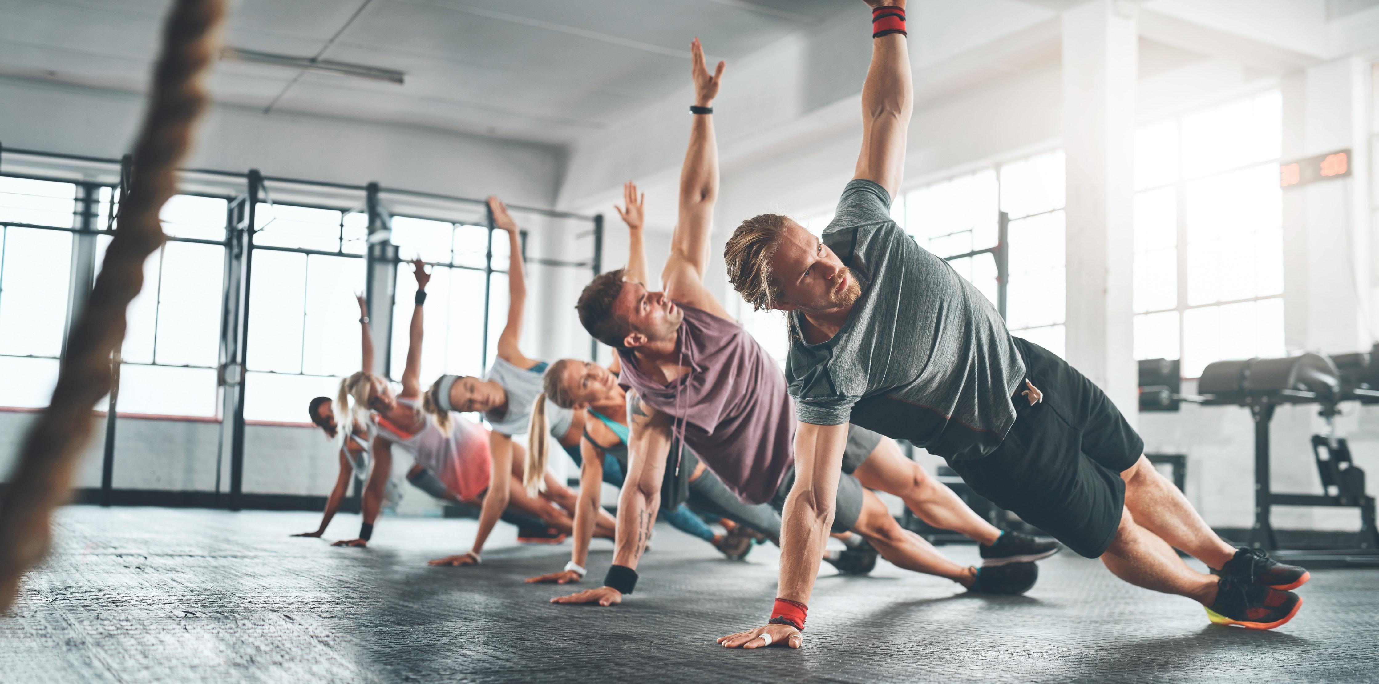 bästa träningen för magen