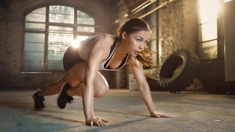 effektiv fettförbränning mage
