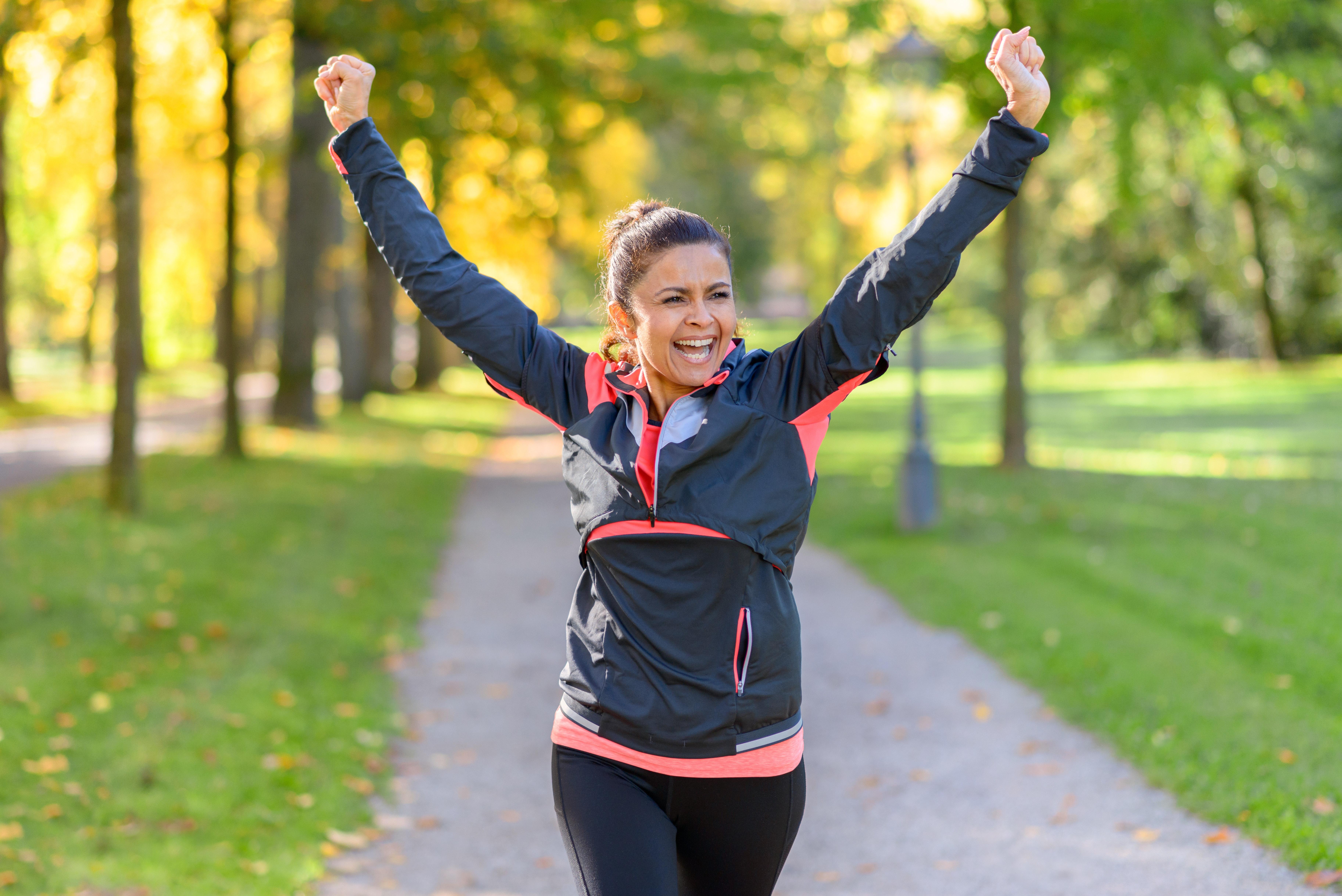 hvad gør løb ved kroppen