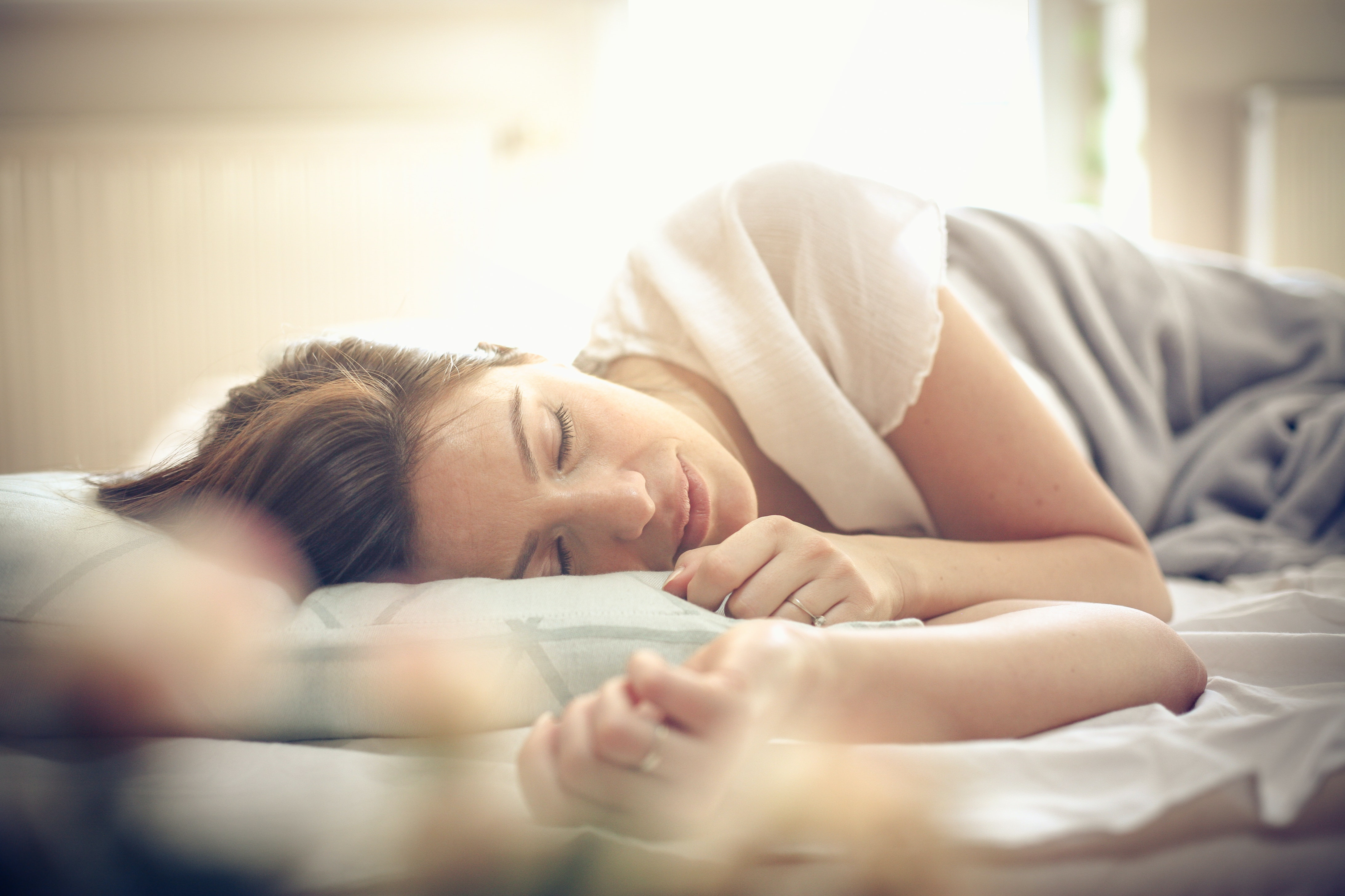 urolig nattesøvn