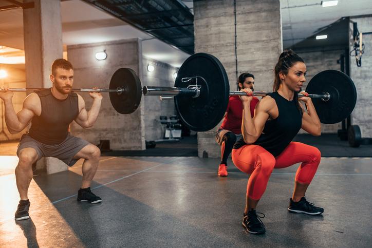 Sådan laver du den perfekte squat | Aktiv Træning