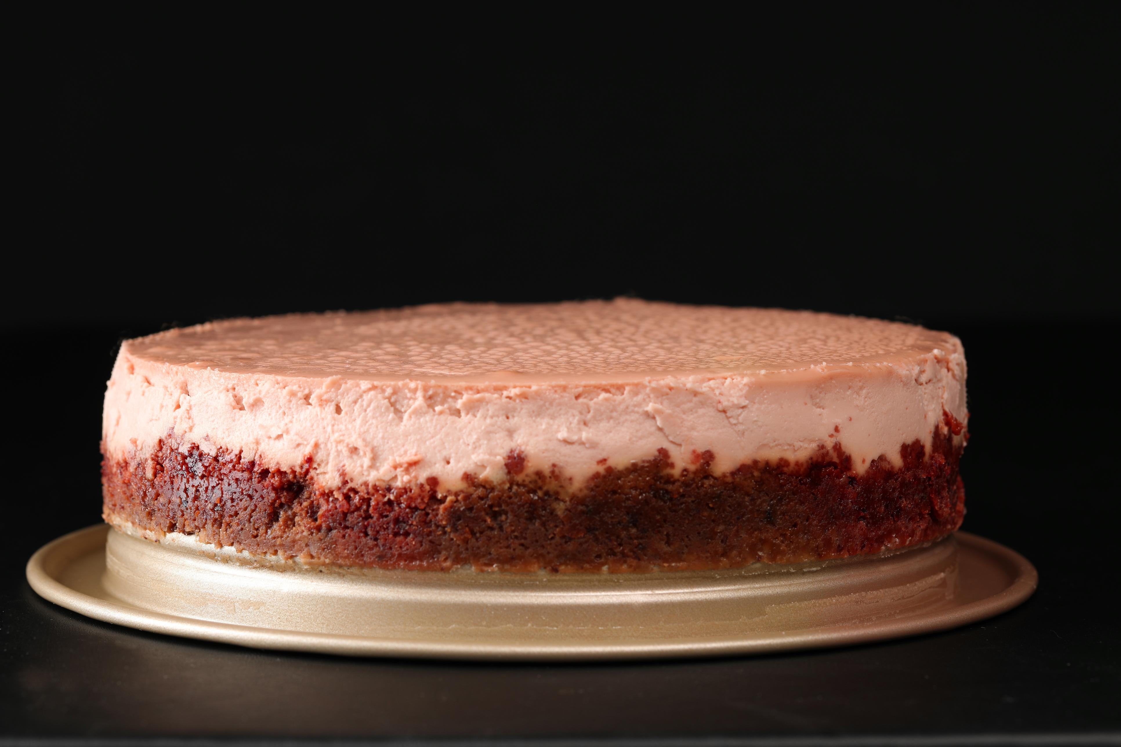 Rabarber-cheesecake med lakrids | Magasinetliv.dk