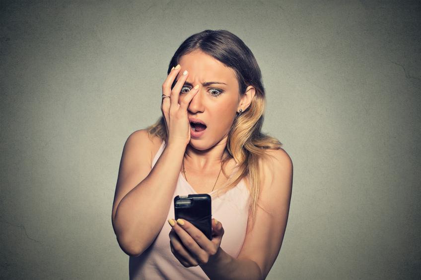 Pinlige historier: Telefonkiks | Woman.dk