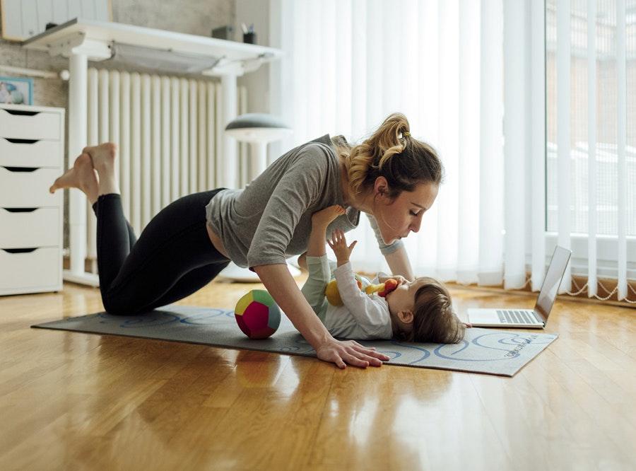 løbeprogram efter fødsel