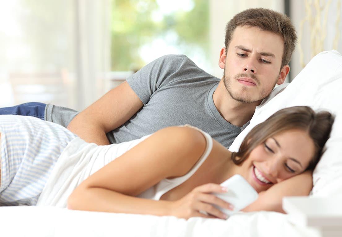 Min ex er jaloux jeg er dating